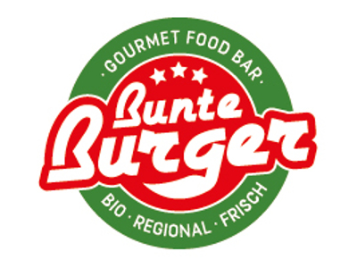Bunte Burger Gourmet Food Bar